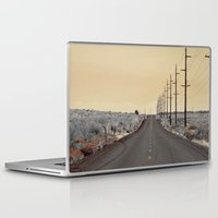 journey Laptop & iPad Skins featuring JOURNEY by Teresa Chipperfield Studios