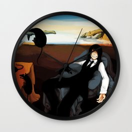 The Persistence of Gwady Wall Clock
