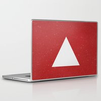 abyss Laptop & iPad Skins featuring Abyss by Roxy Leaver