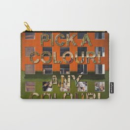 Postmodernism 07b Carry-All Pouch