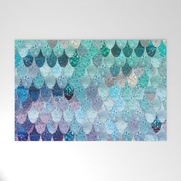 SUMMER MERMAID II Welcome Mat