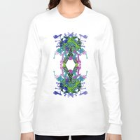 key Long Sleeve T-shirts featuring Key by Emma Stein