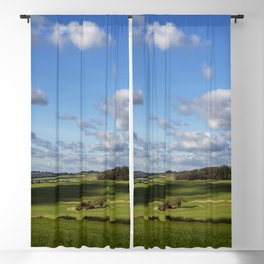 Views of Wiltshire. Blackout Curtain