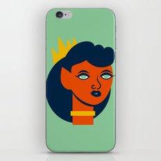 Belinda Bloodflower iPhone & iPod Skin