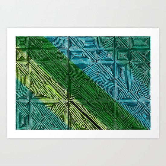 4x6-9 Art Print