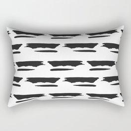 Textured Pattern Rectangular Pillow