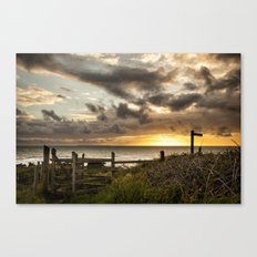 Lundy Island Canvas Print