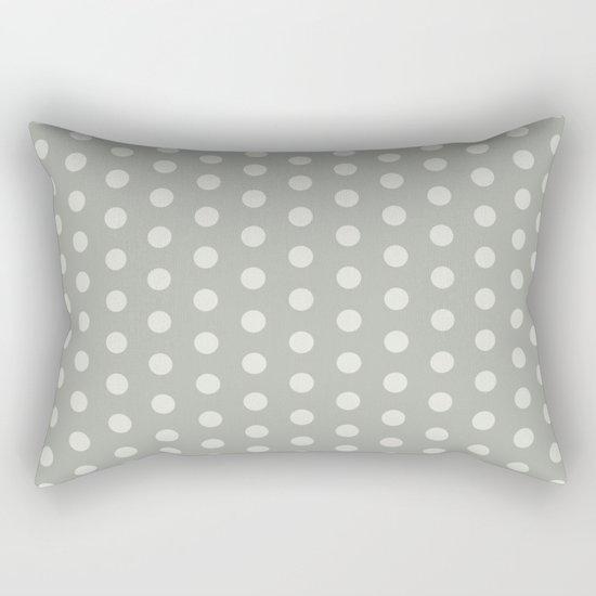 Oyster Bay Dots Rectangular Pillow