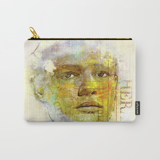 It was once Marlon B. Carry-All Pouch