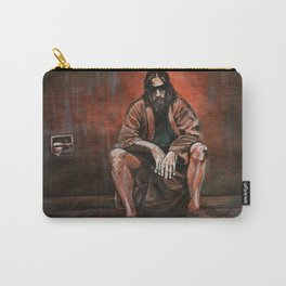"The Dude, ""You pissed on my rug!"" Carry-All Pouch"