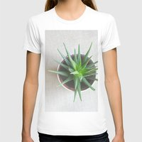 succulent T-shirts featuring Succulent by OldRedCanoe
