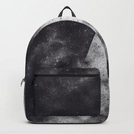 Universe in yin yang Backpack