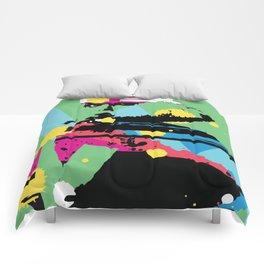 Mother Monster Comforters