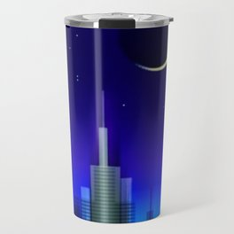 SKYSCRAPER. Travel Mug