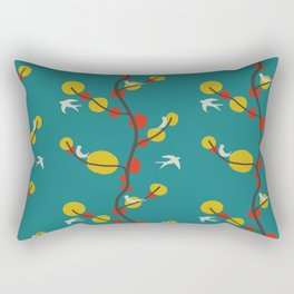 In autumn Rectangular Pillow
