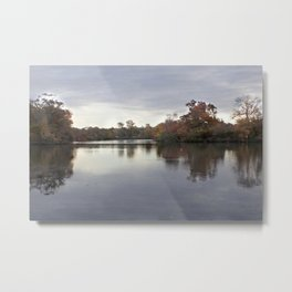 Belmont Lake Metal Print