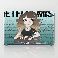 chic iPad Cases featuring chic by Amina Soneviseth