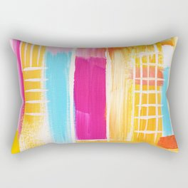 Summer Vibe Rectangular Pillow