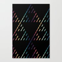 Sierpinski Triangles Canvas Print
