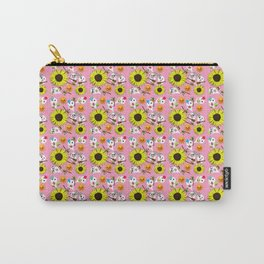 hawaii ghost pink Carry-All Pouch