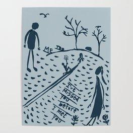 soul mates met too late Poster