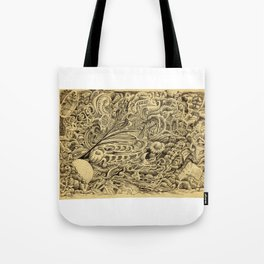 Sick Chamber by Brian Benson Tote Bag