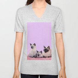 Distracted Unisex V-Neck