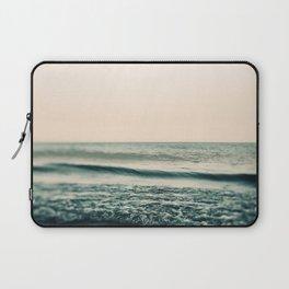 Turquoise Morning Laptop Sleeve