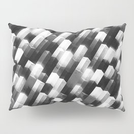 we gemmin (monochrome series) Pillow Sham