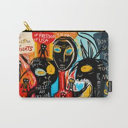 We're the children of freedom Carry-All Pouch