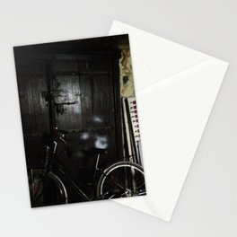 #283 A street still-life in Stone Town Stationery Cards