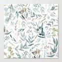 Eucalyptus pattern by aniiiz