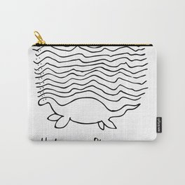 Unknown Plesiosaurs Cartoon Carry-All Pouch