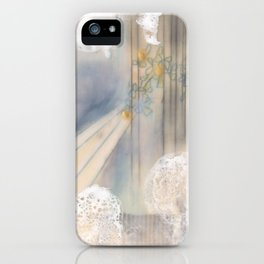 Pennies and Youth (The Sweven Project) iPhone Case