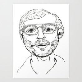 DAHMER Art Print