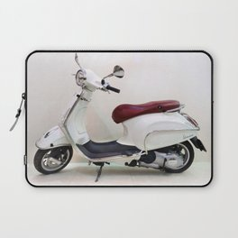 Vespa Motorbike Laptop Sleeve