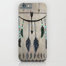 Bow, Arrow, and Feathers Slim Case iPhone 6