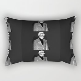 Intentions Rectangular Pillow