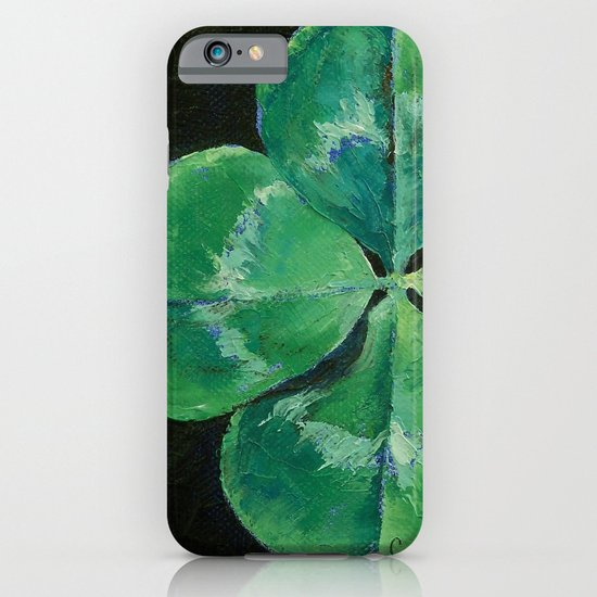 Shamrock iPhone & iPod Case