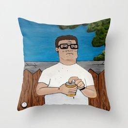 Keep 'Em Comin'  Throw Pillow