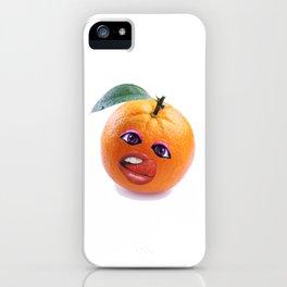 Orange youce iPhone Case