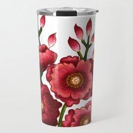 Celosia cristata_Solnekim Travel Mug