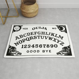 Cool ouija board designs  Rug