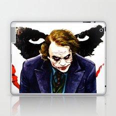 Angel Of Chaos (The Joker) Laptop & iPad Skin