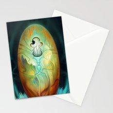 Tzadqiel Egg Stationery Cards