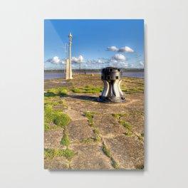 Severn View II Metal Print