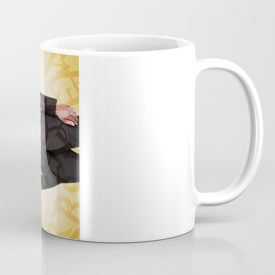 mr .g in a suit Coffee Mug