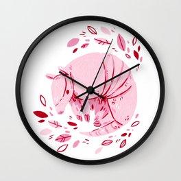 Armadillo Wall Clock