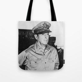 General MacArthur Tote Bag