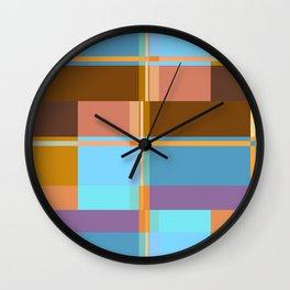 SPRING-7 of BAUHAUS Wall Clock